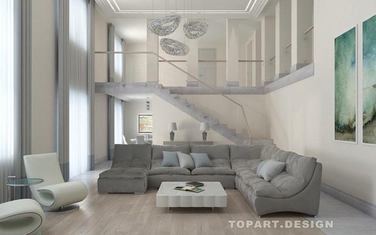 Дизайн квартиры в Сочи
