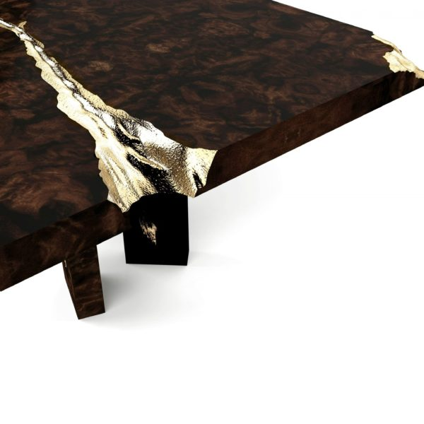 EMPIRE Dining Table boca do lobo