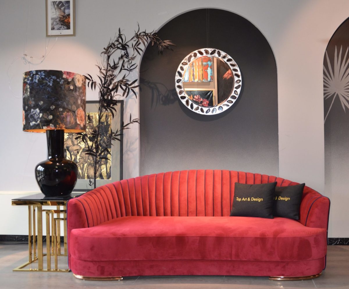 диван vittorio Milano Home Concept