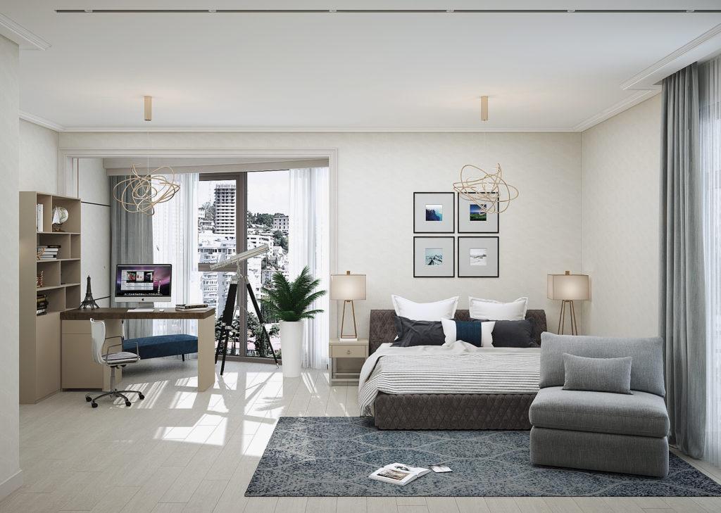 дизайн квартиры в сочи ремонт