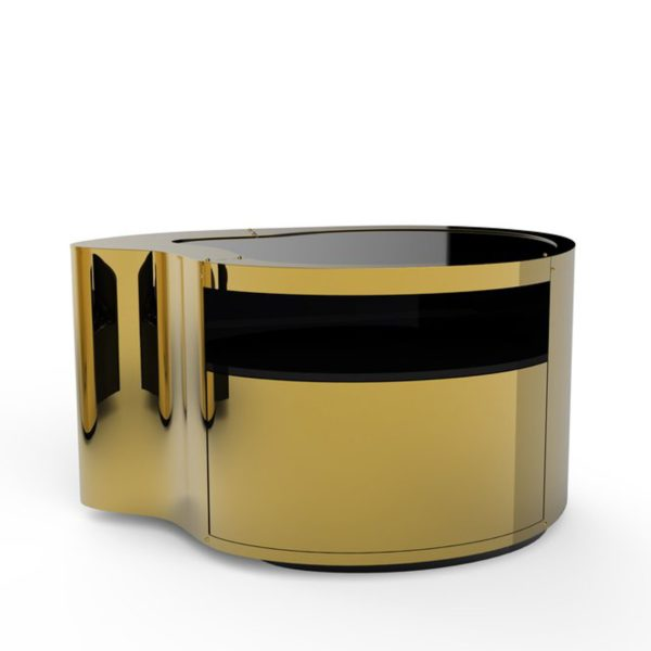 boca do lobo WAVE NIGHTSTAND