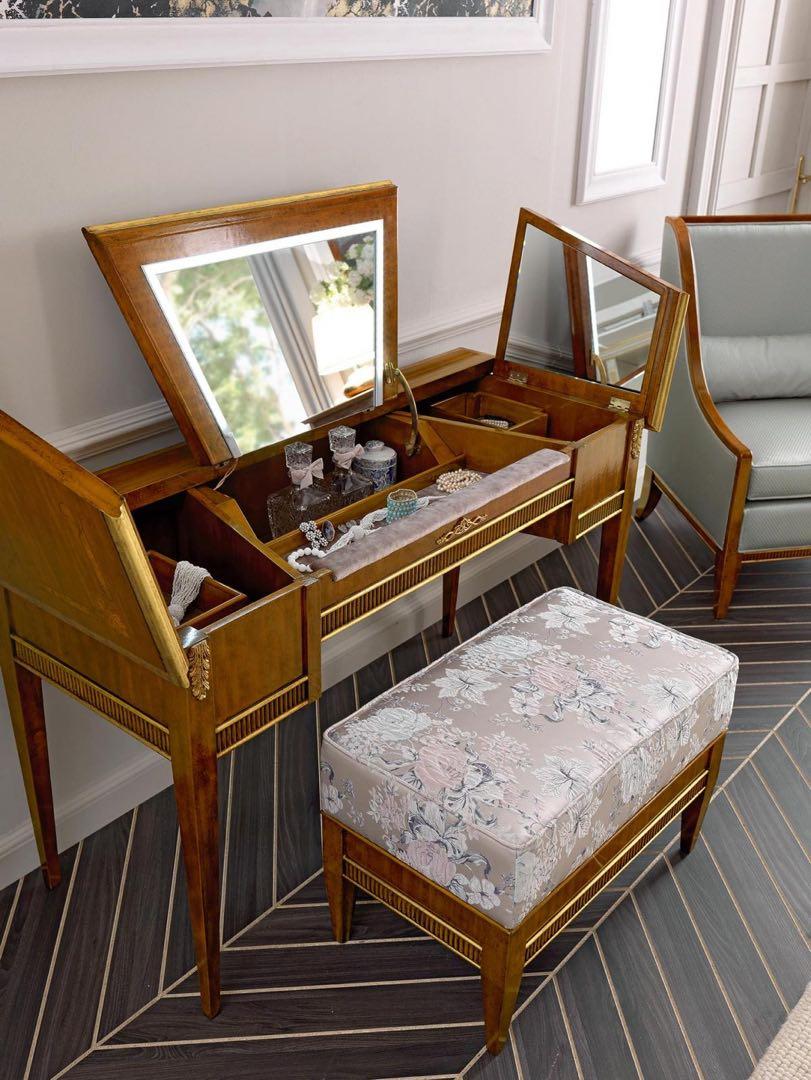 туалетный столик Desideri Gold Tosato