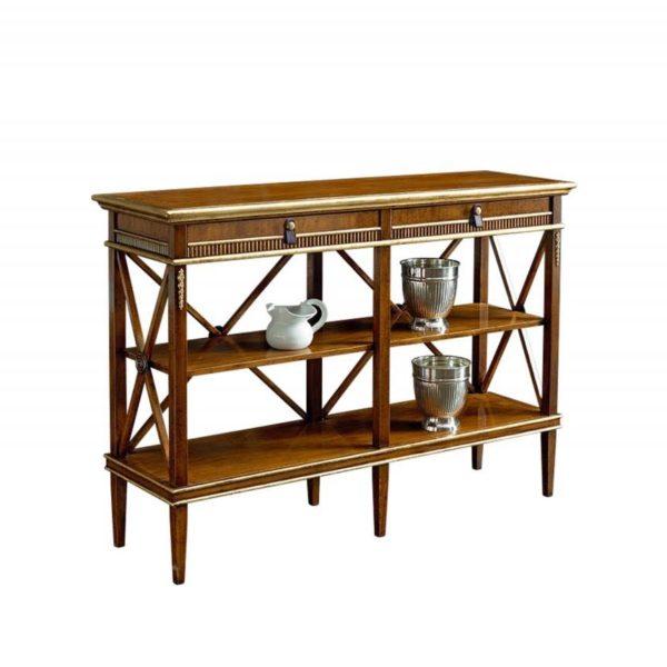 книжный шкаф Desideri 24.29 Gold