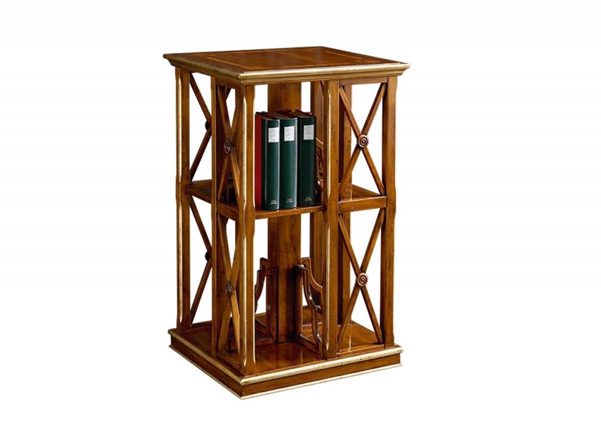 купить книжный шкаф Desideri 25.18 Gold Tosato
