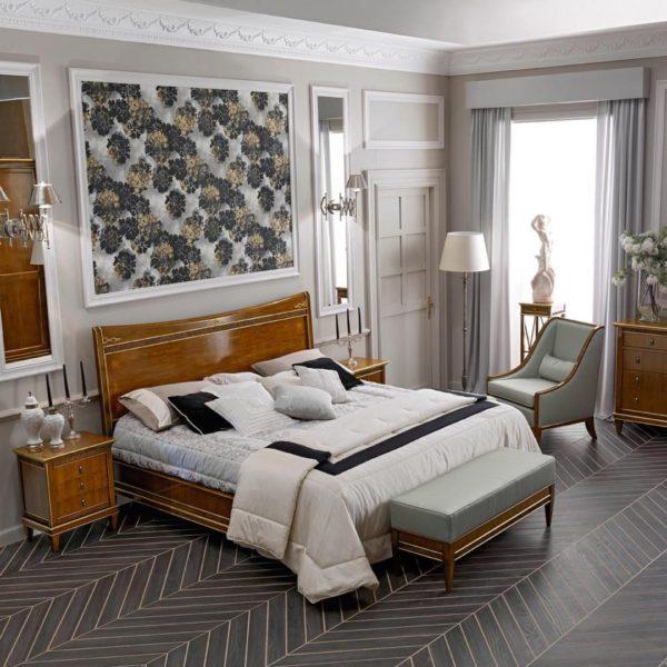 кровать Desideri GOLD TOSATO