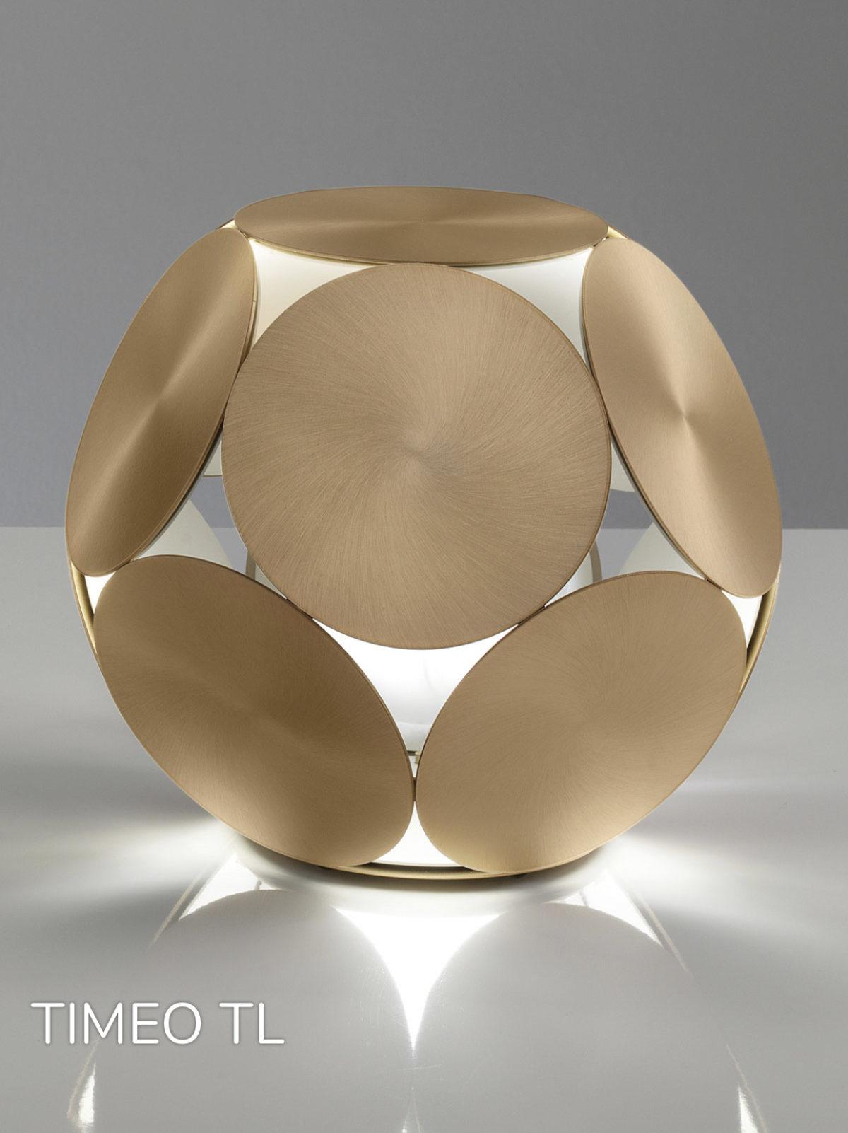 настольная лампа TIMEO Masiero