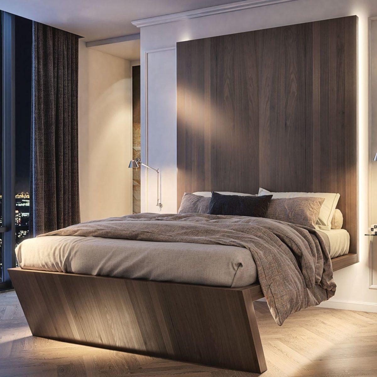 кровать Z TOSATO