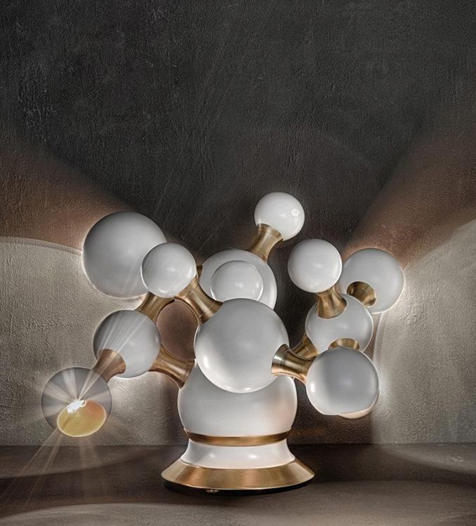 настольная лампа ATOMIC Circu
