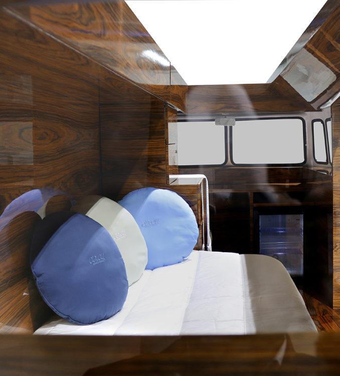 кровать/комната BUN VAN