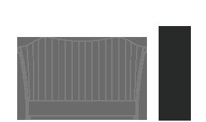 кровать CAPRICHOSA koket