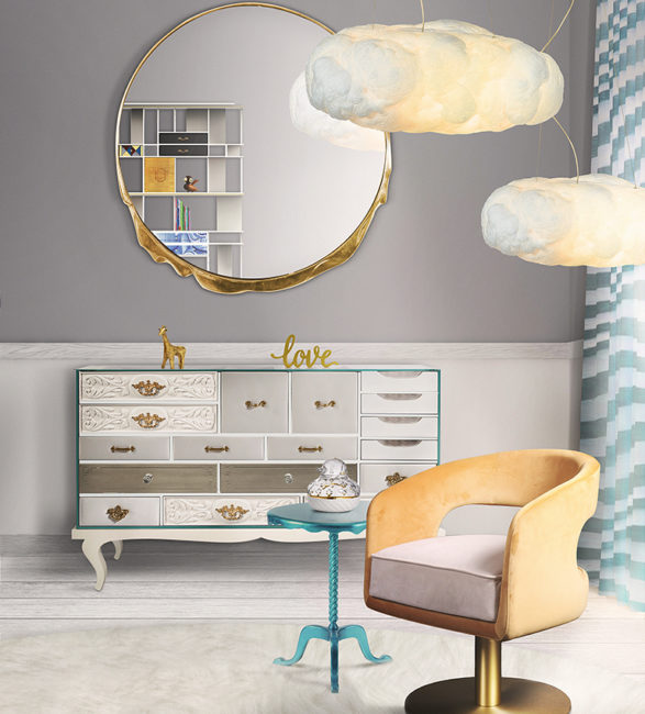 светильник CLOUD LAMP SMALL Circu