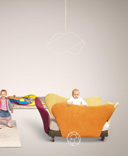 Flower baby culla купить детскую кровать il loft