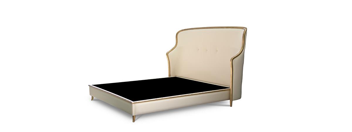 кровать FORBIDDEN II koket