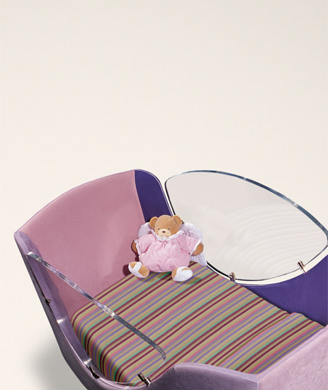 купить детскую кровать Ginevra culla il loft