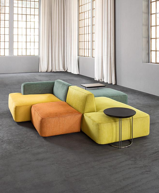купить диван Modular angolare il loft