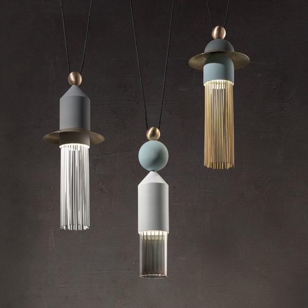 светильники Nappe Masiero