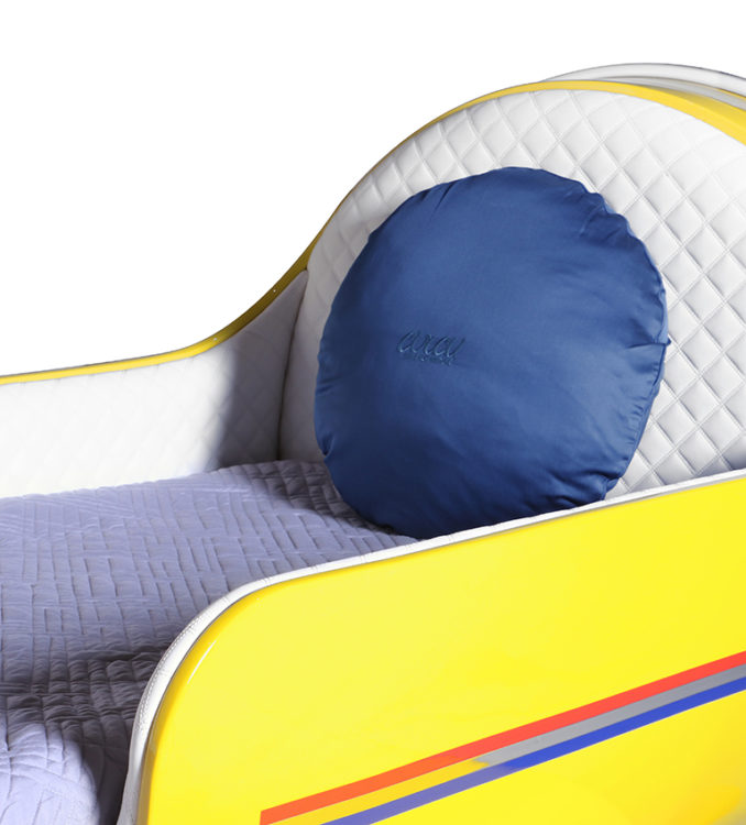 кровать SKY B PLANE Circu
