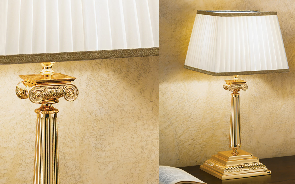 купить лампа BRASS & SPOTS VE 1018 TL1 G masiero