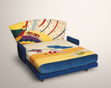 купить кровать Trenino baby letto il loft