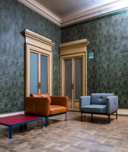 купить кресло Modernista moroso