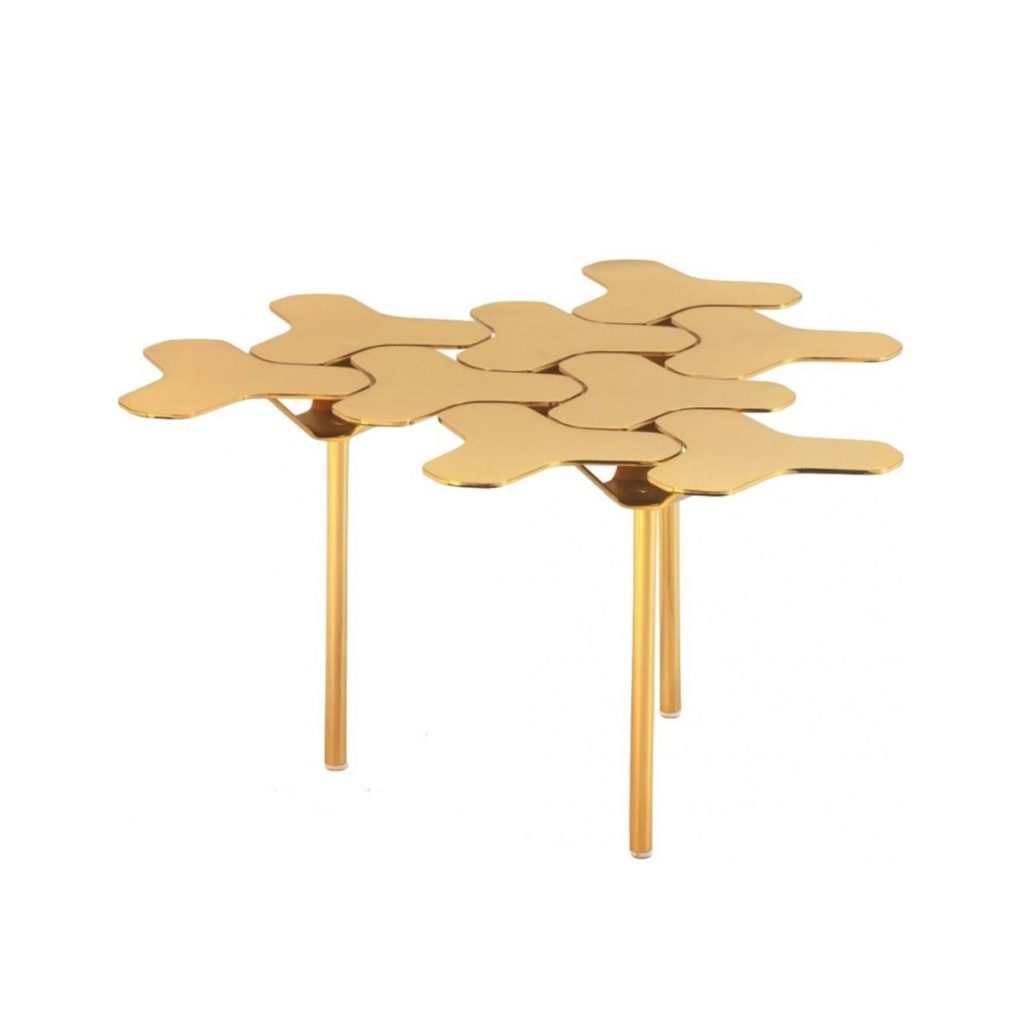 купить стол Nanook tavolino moroso