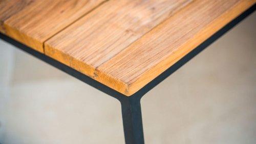 Столик деревянный журнальный Nautic Skyline