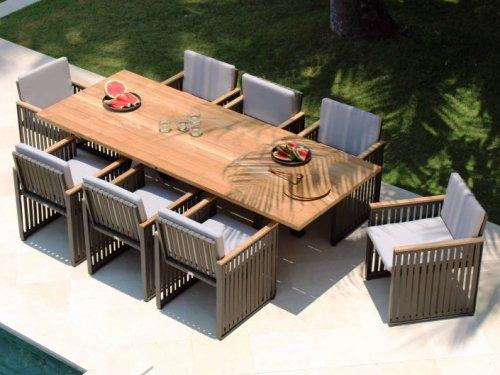 Стол деревянный обеденный Alaska SKYLINE