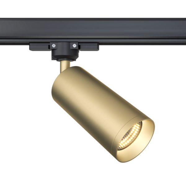Трековый светильник Focus TR028-3-GU10-MG Maytoni