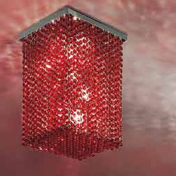 потолочный светильник CUBO PL/SQUARE/MEDIUM masiero