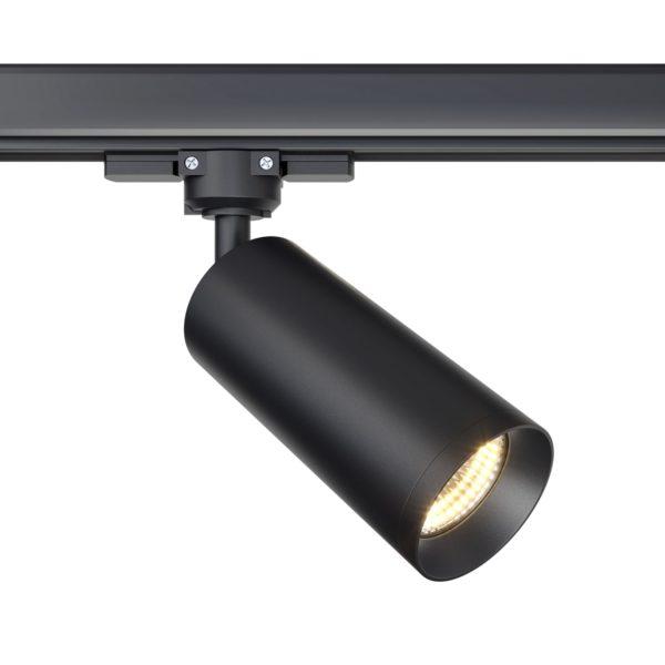Трековый светильник Focus TR028-3-GU10-B Maytoni