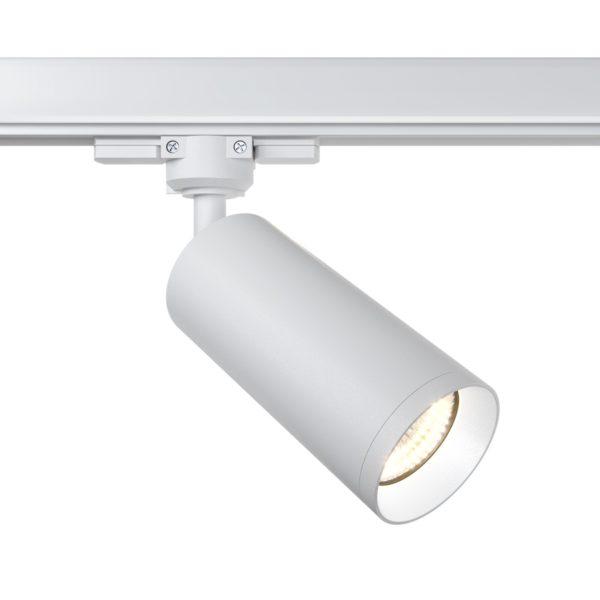 Трековый светильник Focus TR028-3-GU10-W Maytoni