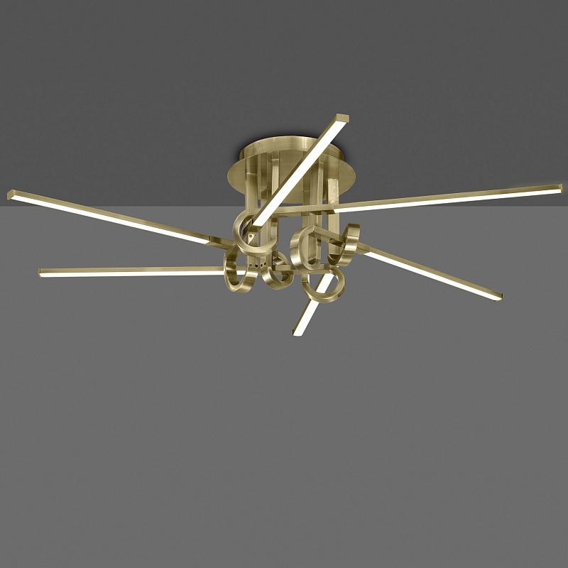 Люстра потолочная CINTO 6129 MANTRA