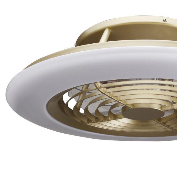 Люстра потолочная-вентилятор ALISIO mantra