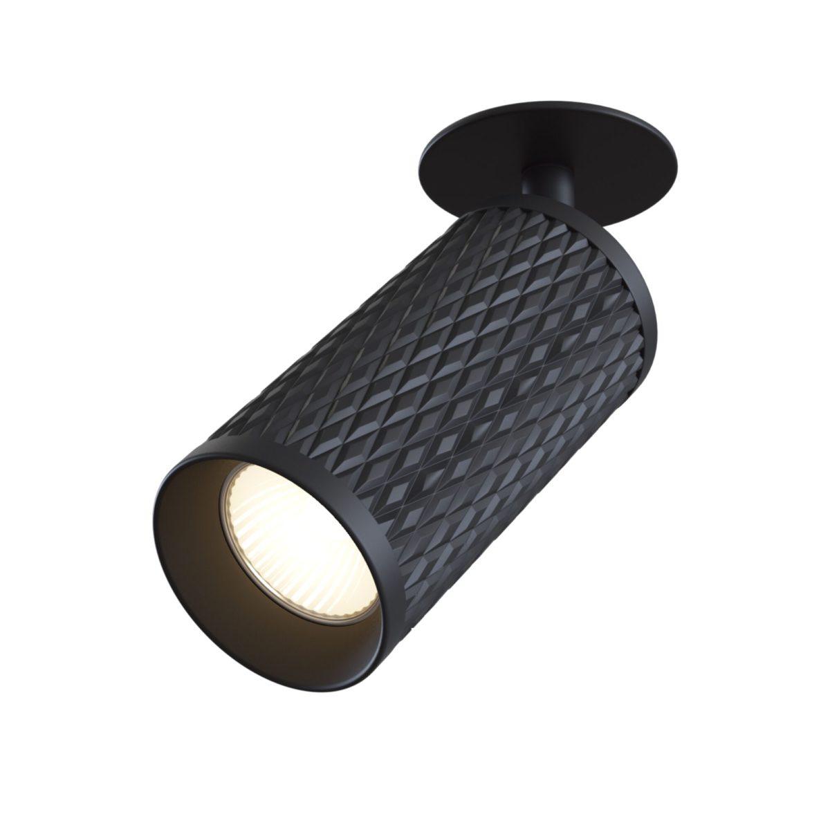 Потолочный светильник Focus Design C037CL-01B maytoni