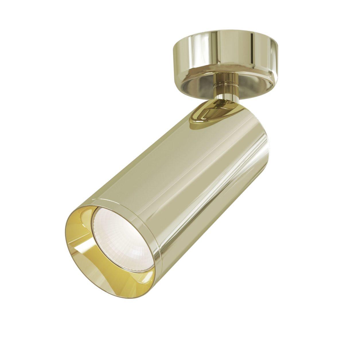 Потолочный светильник Focus C017CW-01G maytoni