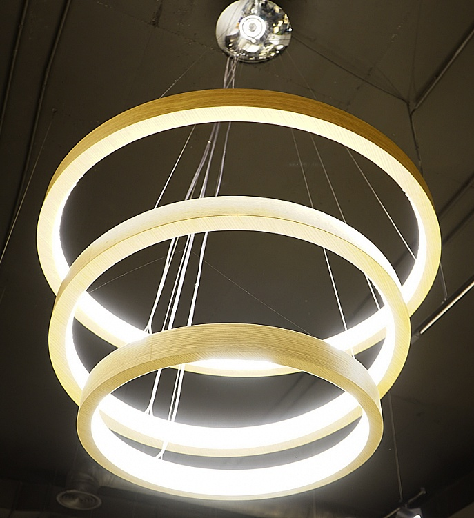 подвесной светильник libe combo masiero