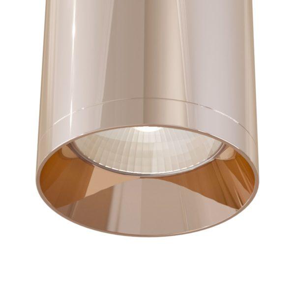Потолочный светильник Focus C010CL-01RG maytoni