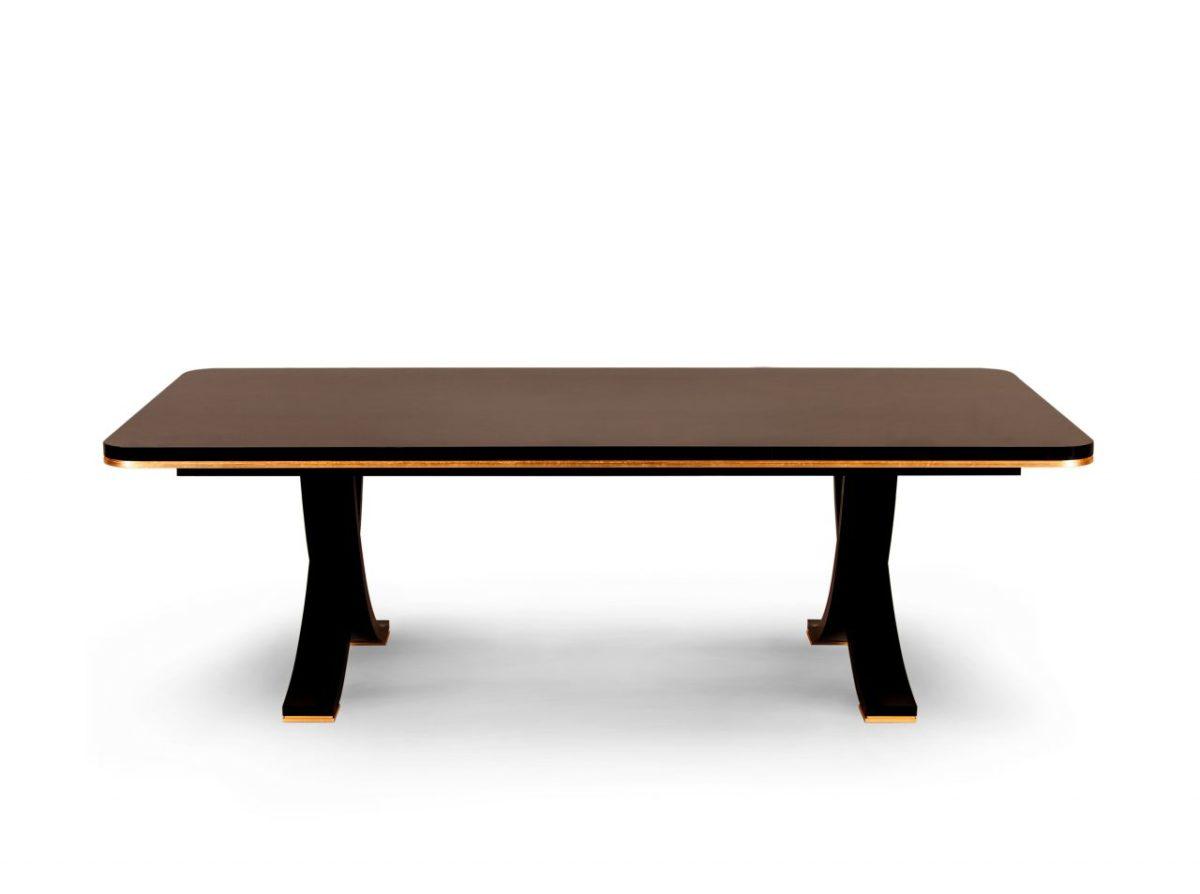 Обеденный стол CHARLES greenapple