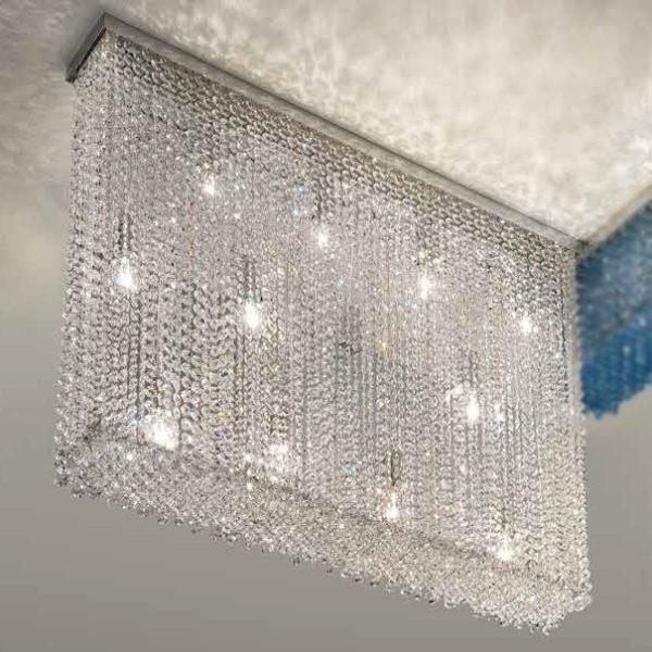 Потолочный светильник Masiero Cubo PL/Long/F