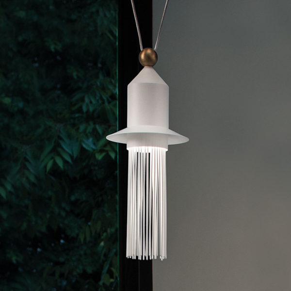 подвесной светильник nappe N2 masiero