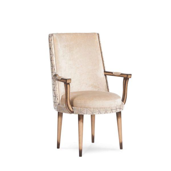 Обеденный стул DE CASTRO greenapple