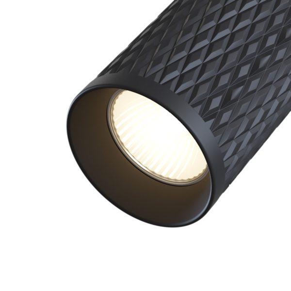 Потолочный светильник Focus Design C034CL-01B maytoni