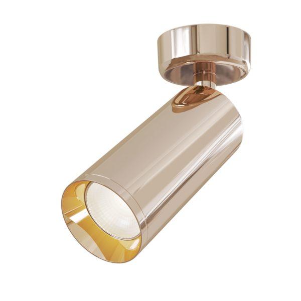 Потолочный светильник Focus C017CW-01RG maytoni