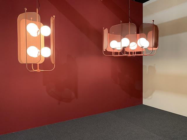 подвесной светильник papilio MASIERO
