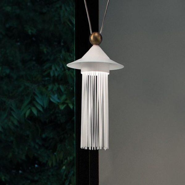 подвесной светильник nappe N6 masiero