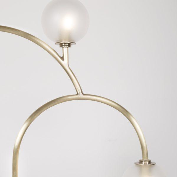 Настольная лампа TWO greenapple